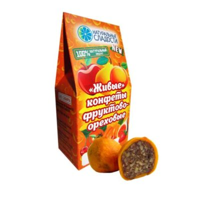 "Конфеты оптом АТОМ ""Алани абрикос"""