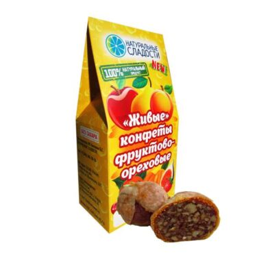 "Конфеты оптом АТОМ ""Алани инжир"""
