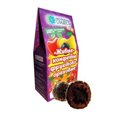 """Живые конфеты оптом """"Грецкий орех"""""""